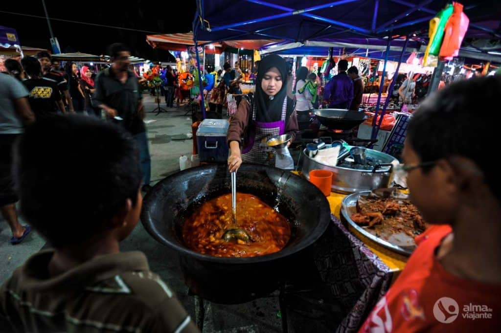 Night market Langkawi