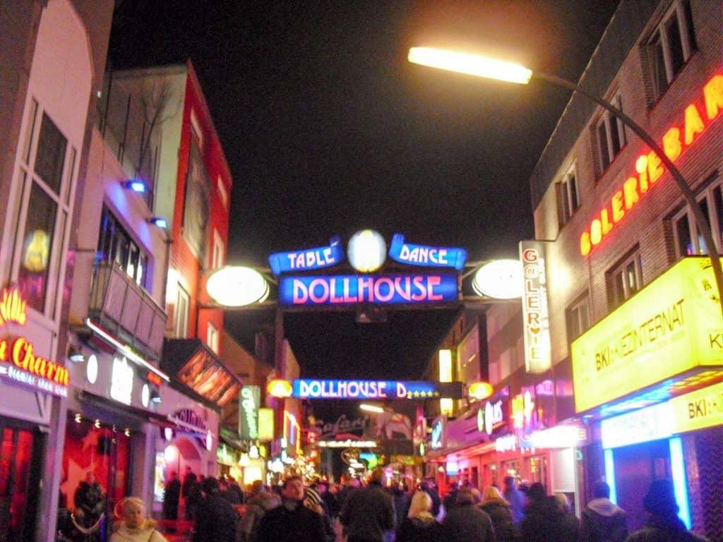 Red Light District de Hamburgo