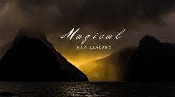 Nova Zelândia mágica