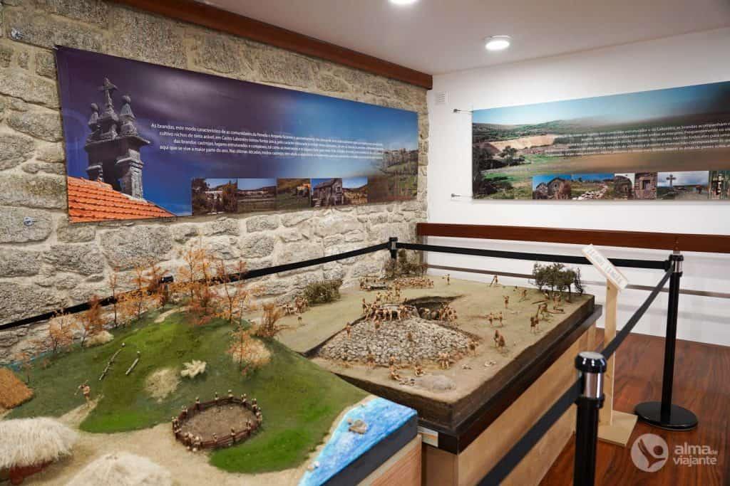 Exposições do Núcleo Museológico de Castro Laboreiro