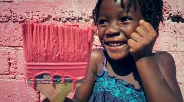 O pintor de Jalouzi, Haiti
