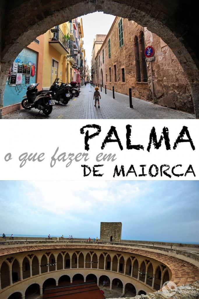 O que fazer em Palma de Maiorca
