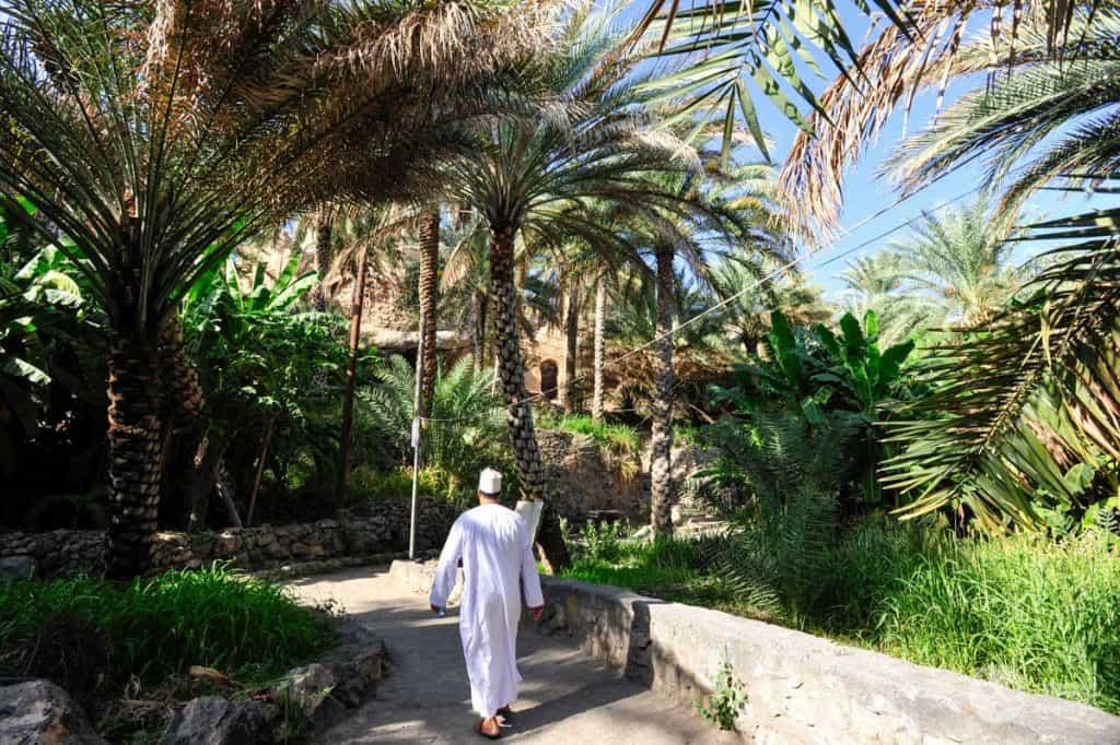 Oásis Misfat Al Abriyeen