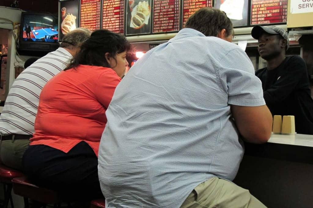 Obezita v Spojených štátoch