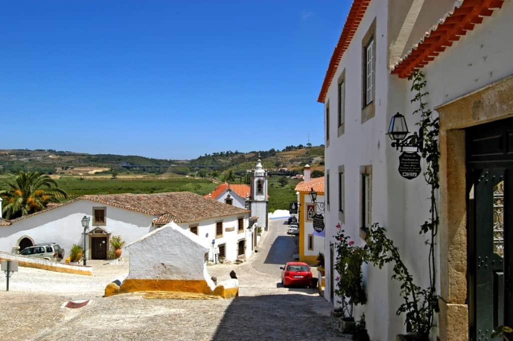 Onde dormir em Óbidos Portugal