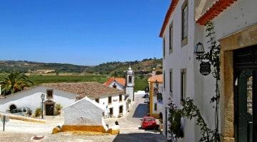 Onde dormir em Óbidos, Portugal