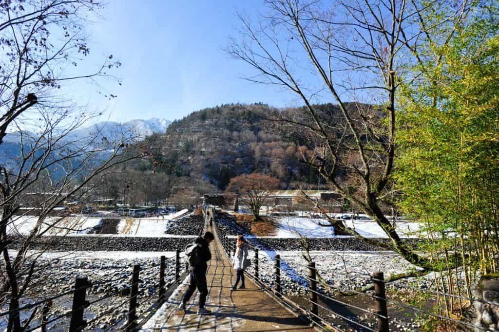 Visitar Ogimachi