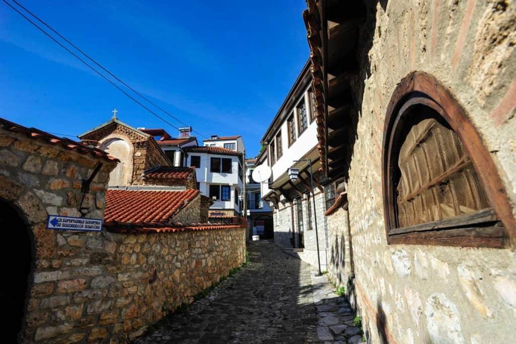 Património Mundial na Macedónia: Ohrid