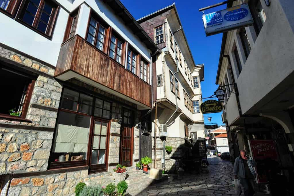 Ohrid Macedónia