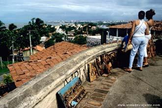 Alto da Sé em Olinda, Pernambuco