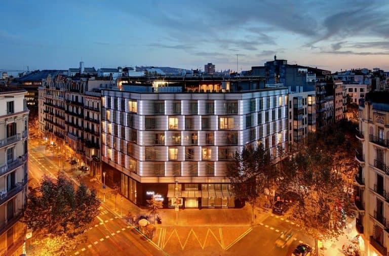 Onde ficar em Barcelona: Hotel Olivia Balmes