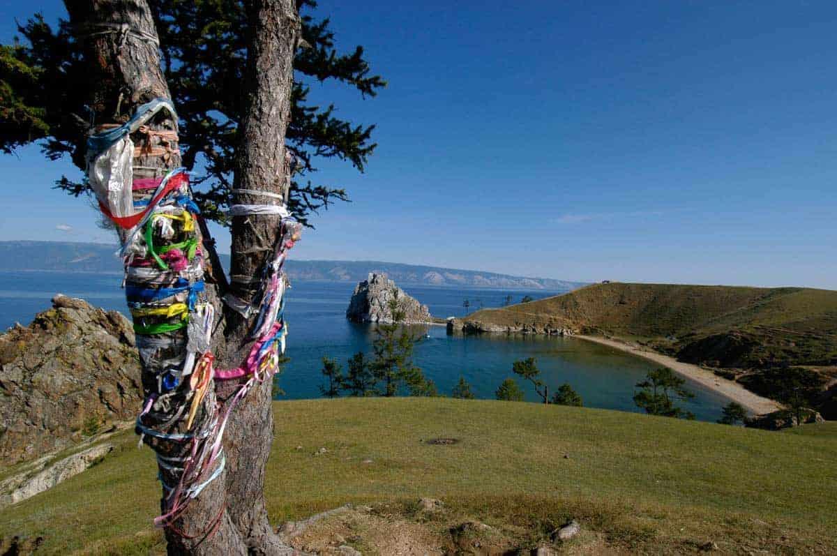 Ilha de Olkhon, Lago Baikal
