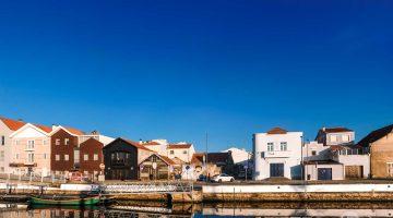 Kur apsistoti Aveiro: miesto centre