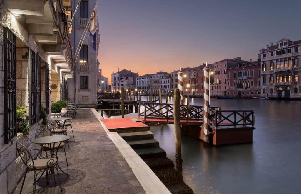 Onde ficar em Veneza: Hotel Sina Palazzo Sant'Angelo