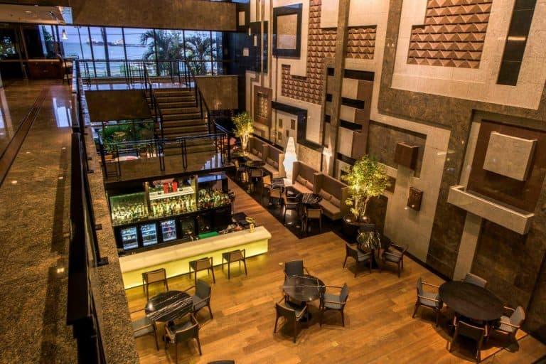 Onde ficar em Fortaleza: Hotel Gran Marquise