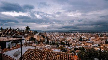 Kur apsistoti Granadoje: Albaicín