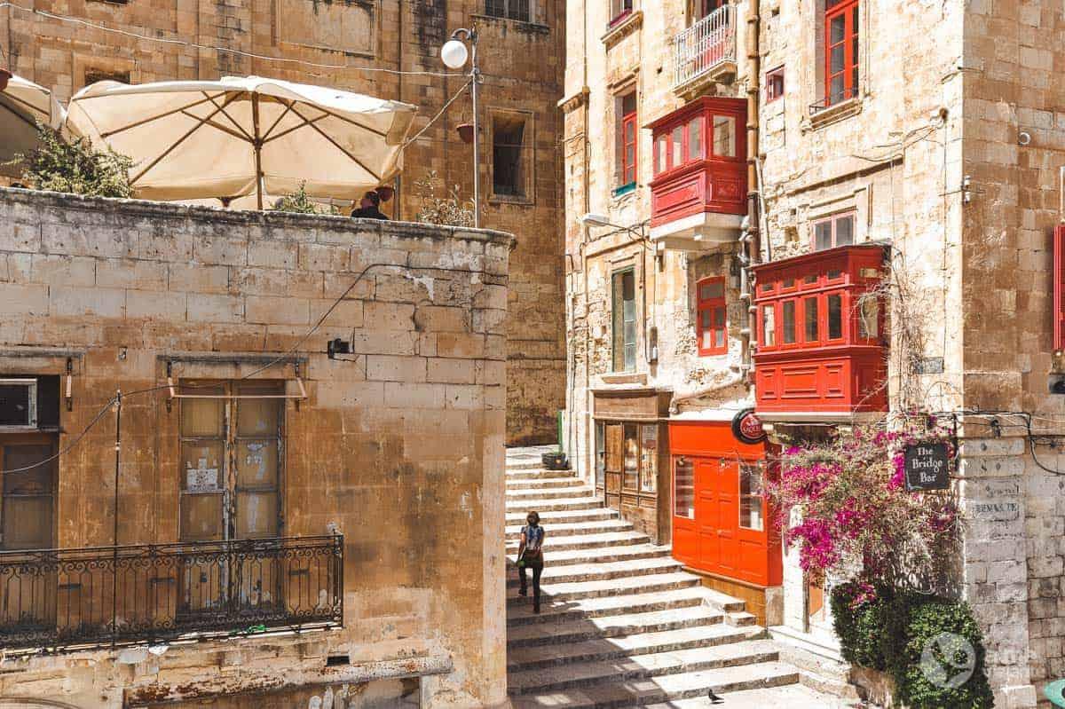 Onde ficar em Malta: Valletta