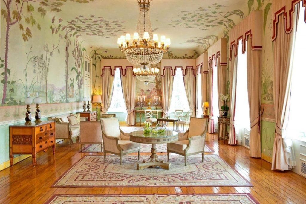 Onde ficar em Sintra: hotel Tivoli Palácio de Seteais