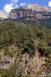 National Park of Ordesa í Pyrenees