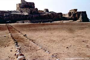 Fortaleza portuguesa em Ormuz