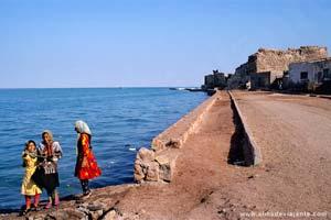 Ilha de Ormuz, Irão