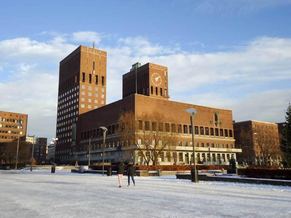 City Hall de Oslo