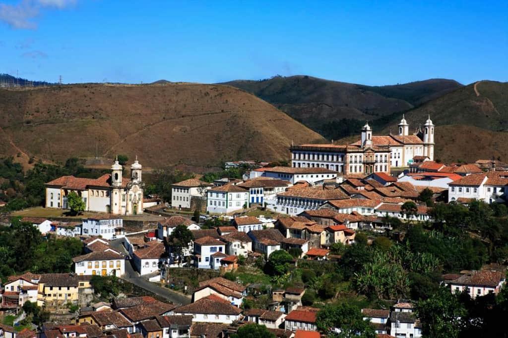 Património Mundial no Brasil: Ouro Preto