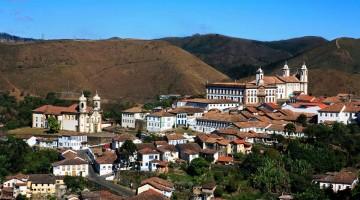 Heimsókn Ouro Preto
