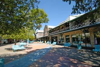 Centro de Darwin, norte da Austrália