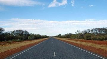 Viagem pela Stuart Highway, Austrália