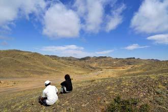 Overland Mongólia