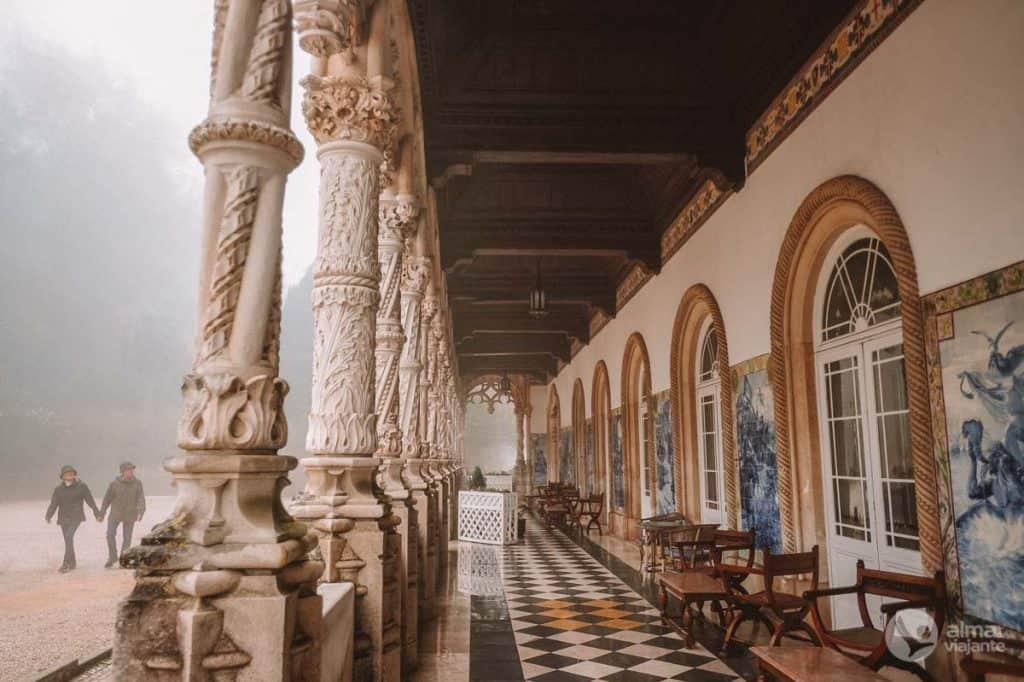 Gdje odsjesti: Buçaco Palace Hotel