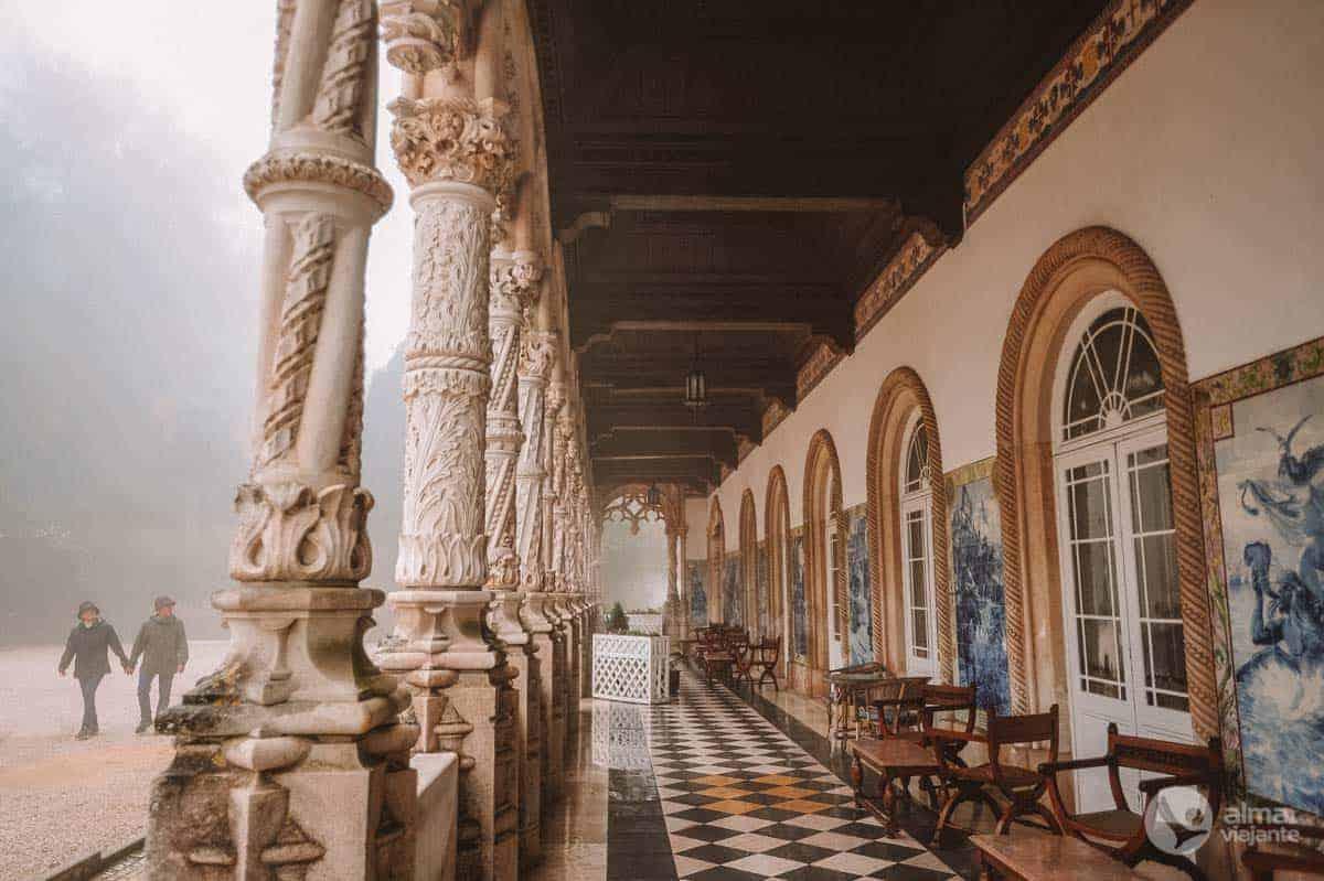 Palace Hotel do Bussaco, Luso