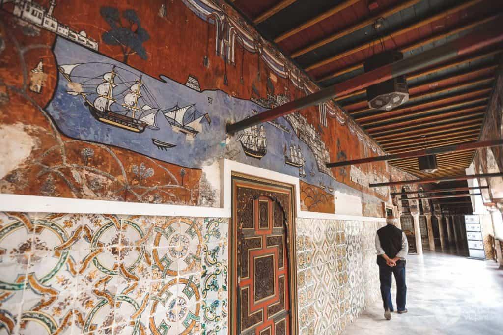 Ką daryti Alžyre: Ahmedo Bey rūmai, Konstantinas