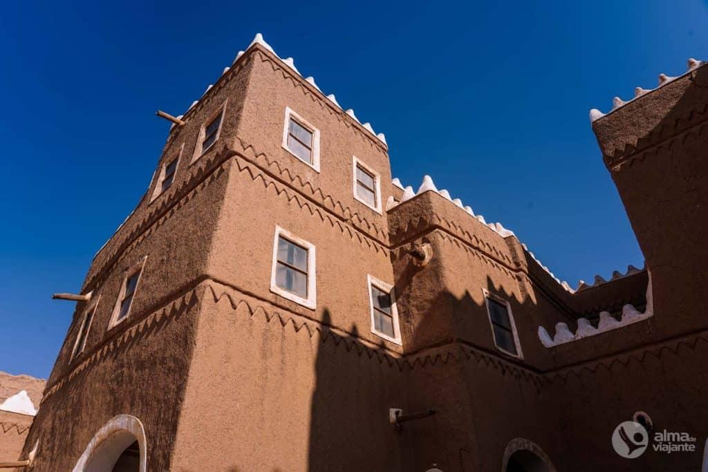 Palácio Al-Subaie, Shaqra
