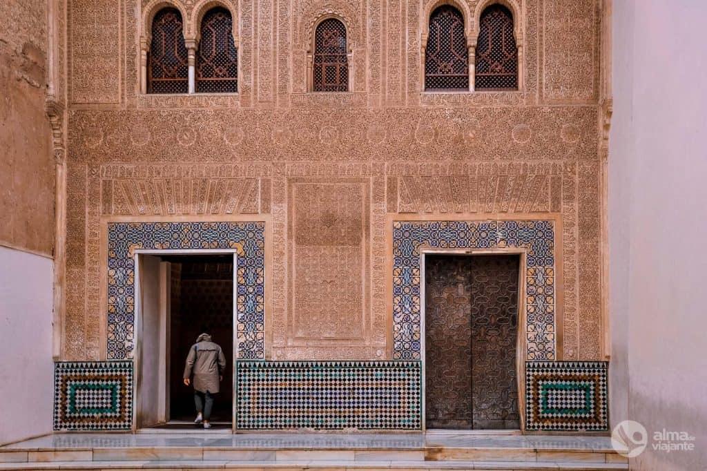 Pátio e Quarto Dourado, Alhambra
