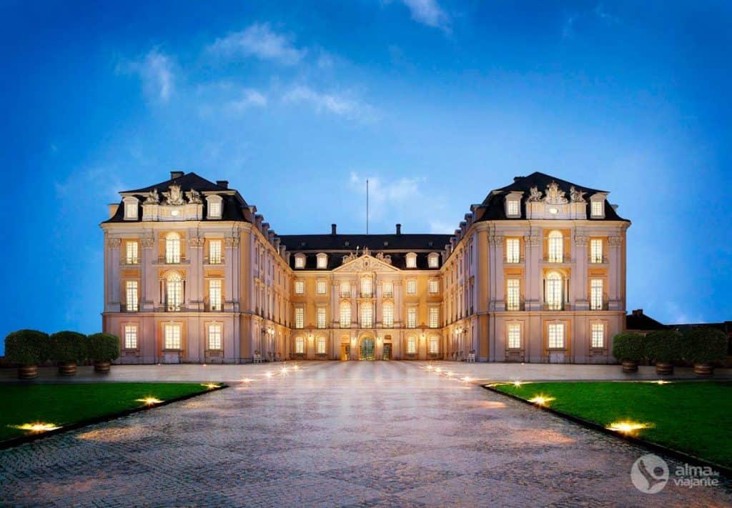 Palácio Augustusburg, Brühl