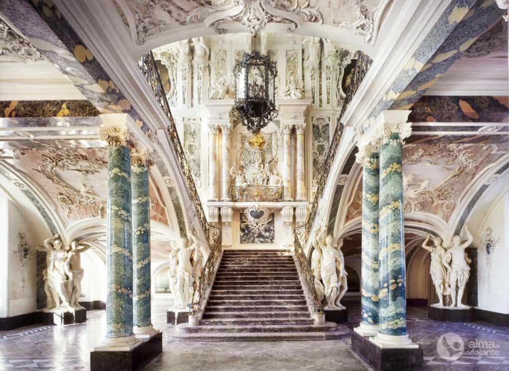 Escapadinha em Colónia: Palácio Augustusburg
