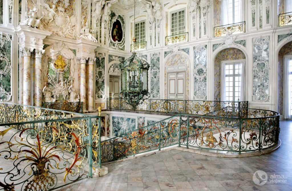 Visitar o Palácio Augustusburg