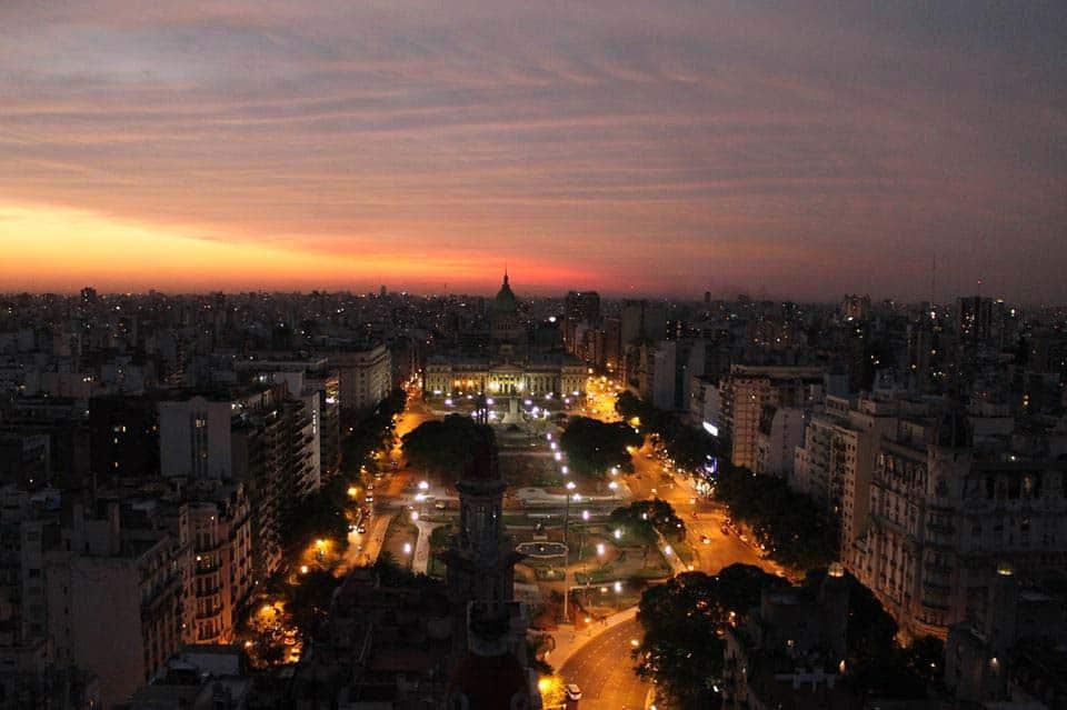 Vistar Palacio Baloro, hvað á að gera í Buenos Aires