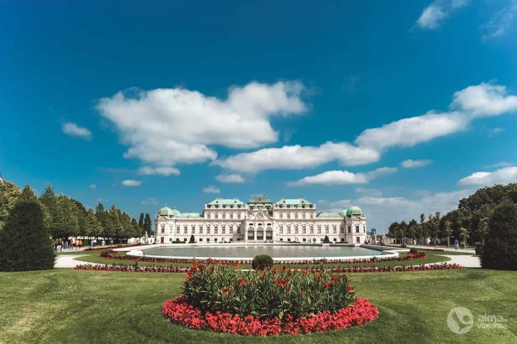 Museus de Viena: Palácio Belvedere