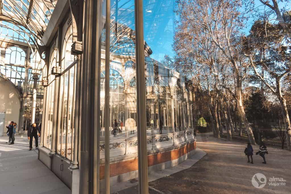 Palácio de Cristal de Madrid