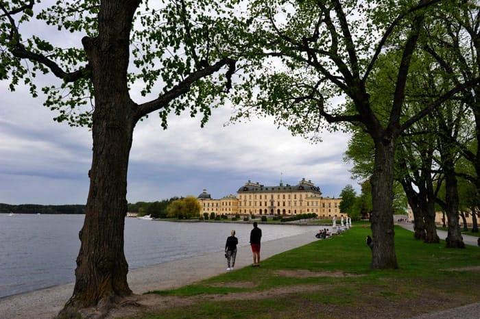 Miesto svetového dedičstva vo Švédsku: palác Drottningholm
