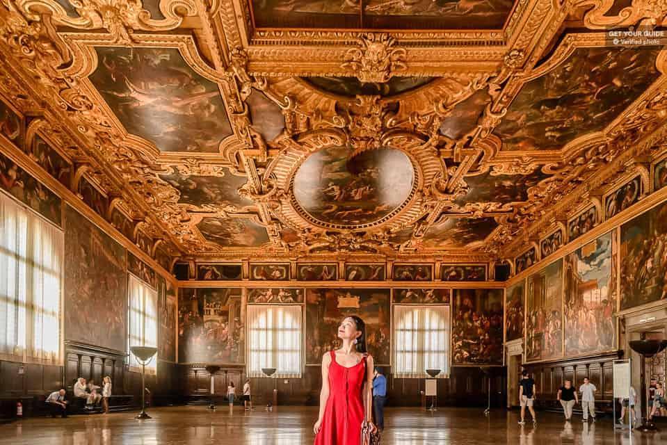 Palácio Ducal, Veneza