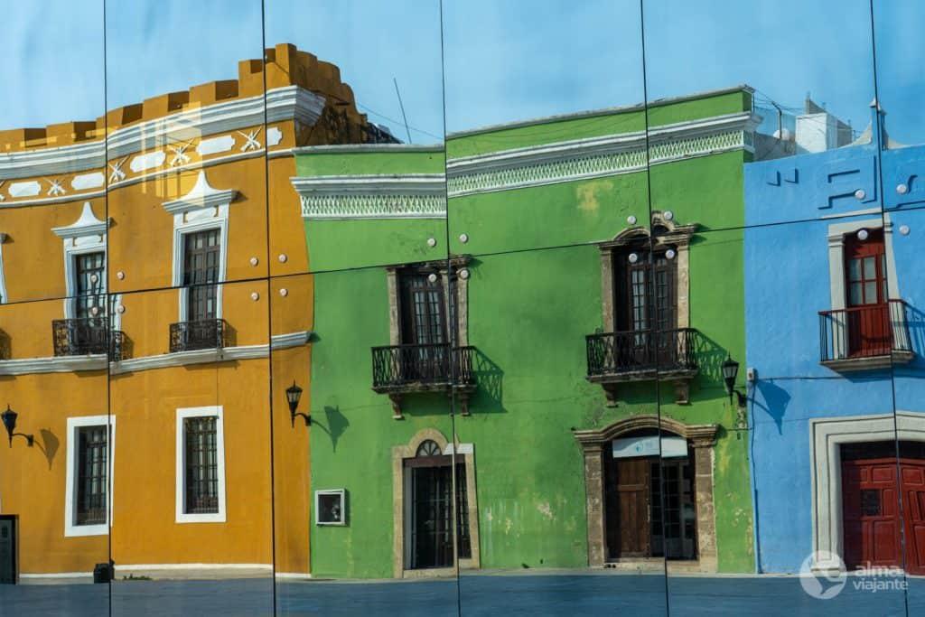 Casas coloniais de Campeche