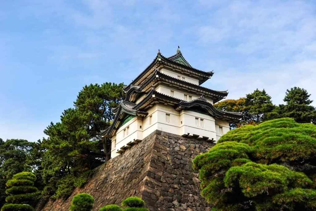 Kaiserpalast von Tokio