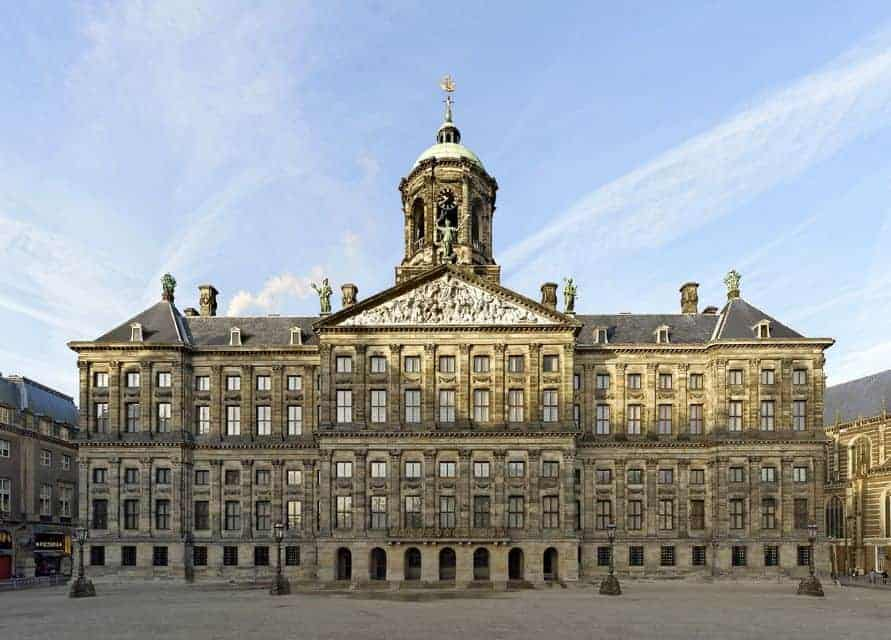 Attractions in Amsterdam: Royal Palace