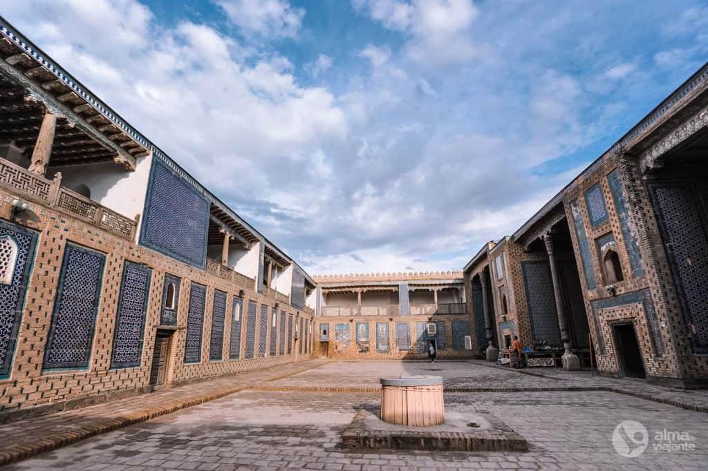 Palácio Tash Khovli, Khiva