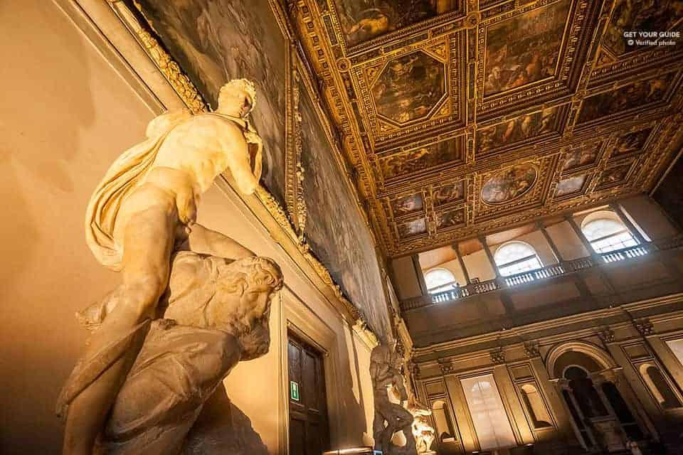 Atrações de Florença: Palazzo Vecchio