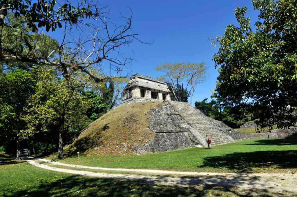 World Heritage Sites í Mexíkó: Palenque